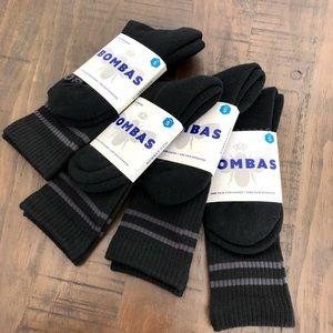 NWT Bombas Originals Calf Sock 4-Pack (size S)